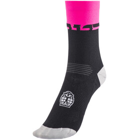 Bioracer Summer Cycling Socks pink/black
